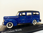 Ford V8 Deluxe Woody Wagon 1940  Minichamps   400 082112