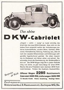 Нажмите на изображение для увеличения Название: 1928 dkw_p_15_ps 2-sitziges.jpg Просмотров: 0 Размер:113.1 Кб ID:1405490