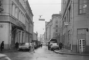 Нажмите на изображение для увеличения Название: Москва. Большой Кисельный переулок..jpg Просмотров: 0 Размер:826.2 Кб ID:1374600