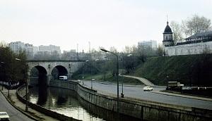 Нажмите на изображение для увеличения Название: Москва. Яузский мост..jpg Просмотров: 0 Размер:288.7 Кб ID:1374603