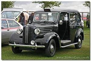 Нажмите на изображение для увеличения Название: 1950 Austin FX3 Taxi frontp.jpg Просмотров: 0 Размер:585.4 Кб ID:1391442