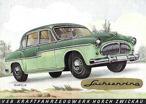 Нажмите на изображение для увеличения Название: 1956 Horch P240 Advert.jpg Просмотров: 0 Размер:251.2 Кб ID:1441636