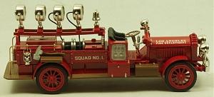 Нажмите на изображение для увеличения Название: Moreland 1917 Light Wagon Los Angeles Fire Department No.1 AH103-1.jpg Просмотров: 0 Размер:91.4 Кб ID:1248945