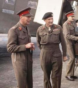 Нажмите на изображение для увеличения Название: King_George_VI_with_Sir_Bernard_Montgomery.jpg Просмотров: 0 Размер:94.2 Кб ID:1447860
