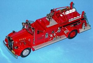 Нажмите на изображение для увеличения Название: Ward LaFrance 1946  Pumper F.D.N.Y. converted in Foam Unit in 1965 AH97.jpg Просмотров: 0 Размер:216.9 Кб ID:1248956