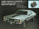 Ford Taunus Coupe S