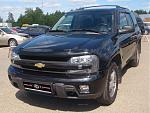 Куплю Chevrolet Trailblazer 1-43